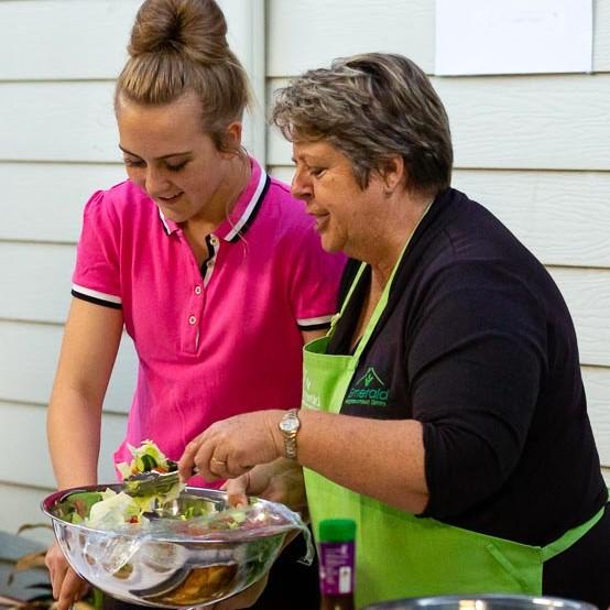 Emerald Neighbourhood Centre Volunteers